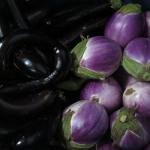 Aubergines - Eggplant